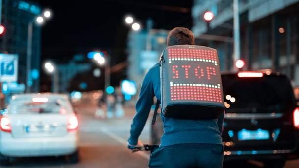 Українці представили оригінальний рюкзак