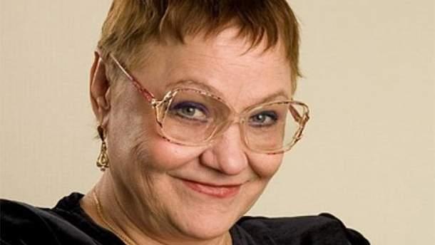 У Росії екстрено госпіталізували відому акторку Ніну Русланову