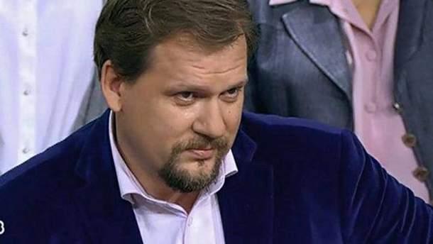 Юрий Кот сеет российскую пропаганду