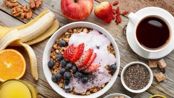 Чому важливо снідати перед тренуваннями