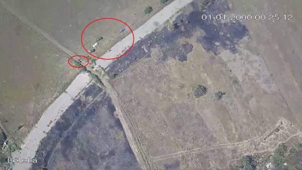 Украинские военные опубликовали очередные доказательства присутствия РФ на Донбассе: фото, видео