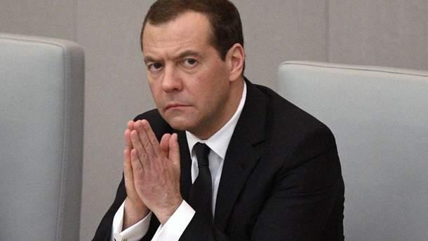 Куда исчез Дмитрий Медведев