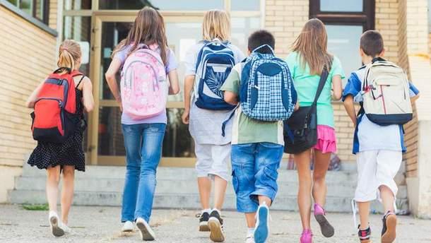 Як обрати рюкзак для школяра