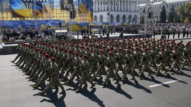Українська армія потребує допомоги
