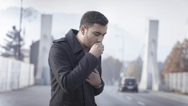 Як захистити легені від смогу і пилу