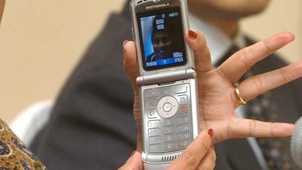 Motorola RAZR V3 получит вторую жизнь