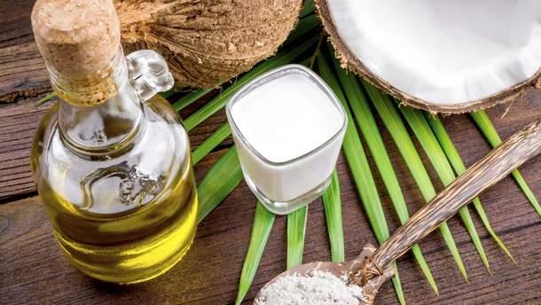 Чи корисна кокосова олія