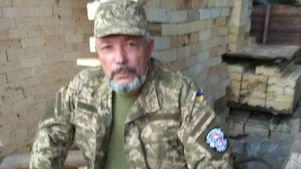 Обороняючи нашу країну загинув Василь Володимирович Нечитайло