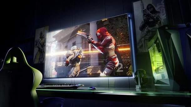 З'явилася ціна 65-дюймових ігрових моніторів від NVIDIA