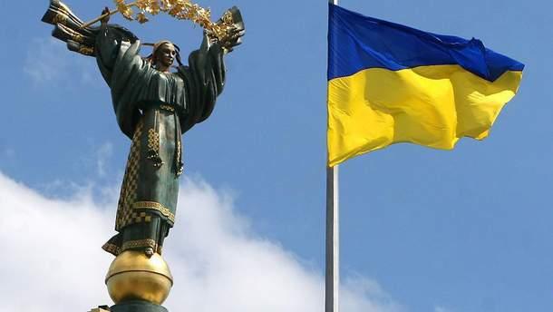 Легіонери УПЛ привітали Україну з Днем Незалежності