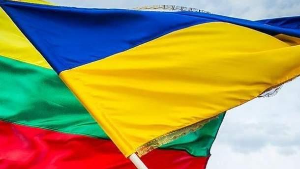 Министр МИД Литвы поздравил Украину с Днем Независимости