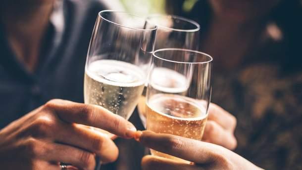 Науковці спростували користь від помірного вживання алкоголю