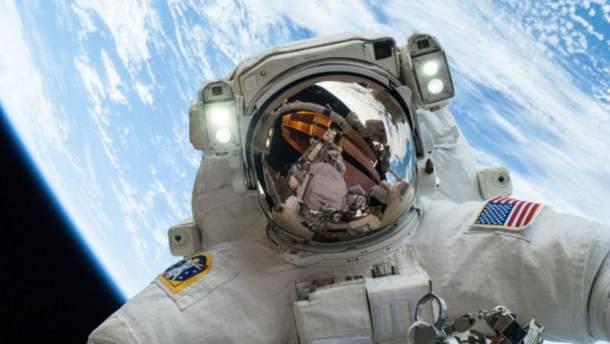 NASA випустило додаток для селфі