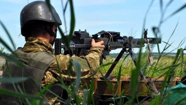 Украинские защитники