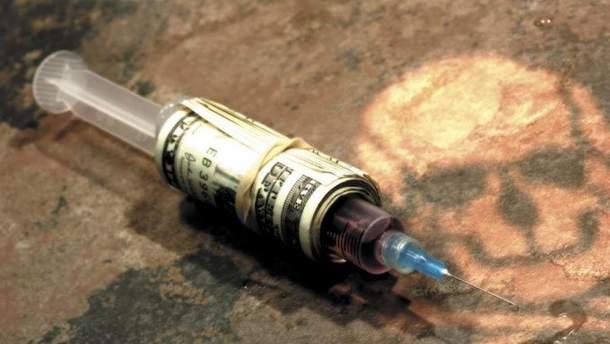 Наркоторговцы прорыли тоннель между США и Мексикой