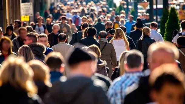 Як поводитися у натовпі та на масових заходах