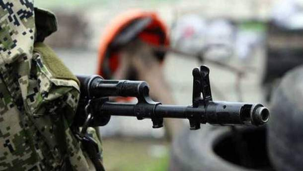 В Донецкой области правоохранители задержали четырех боевиков