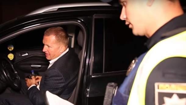 Екс-посла України у США Моцика зупинили п'яним за кермом авто