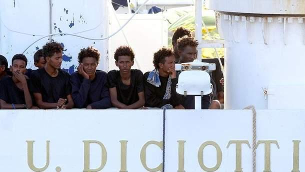 Італія може відмовитись від внесків у ЄС через ситуацію із судном Diciotti,