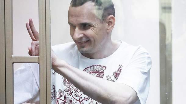 Питання про звільнення Сенцова можуть вирішити найближчим часом