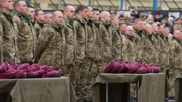 У Десантно-штурмових військах створили новий підрозділ