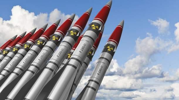 У Держдумі Росії заговорили про розміщення ядерної зброї в Сирії