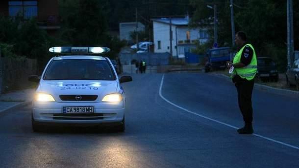 В Болгарии автобус с пассажирами попал в аварию