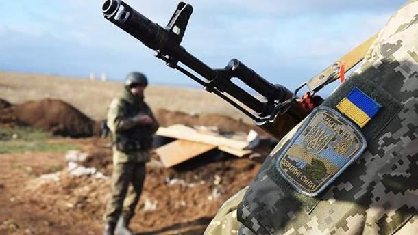 25 серпня окупанти 33 рази відкривали вогонь по українських позиціях