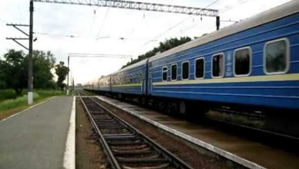 Во Львовской области поезда задержались из-за обесточивания
