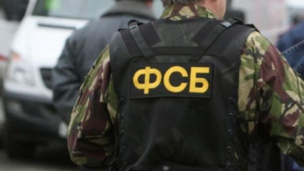 Крымского татарина удерживали российские силовики