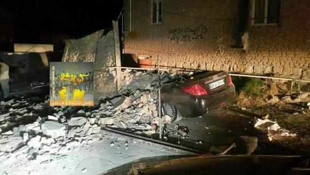 Потужний землетрус сколихнув Іран і забрав життя щонайменше двох людей