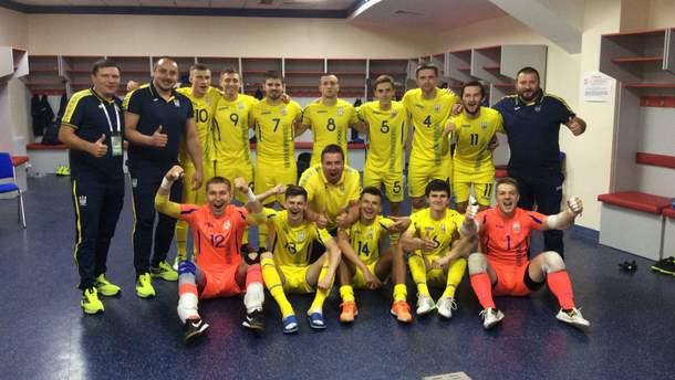 Мужская сборная Украины финишировала третьей на чемпионате мира среди студентов