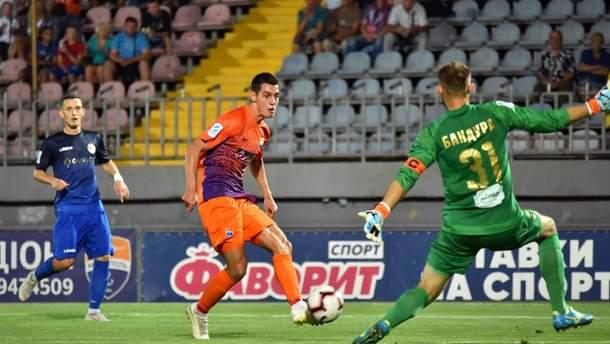 Мариуполь – Львов: видео голов и моментов матча