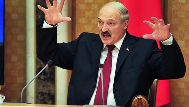 Лукашенко раскритиковал российскую власть