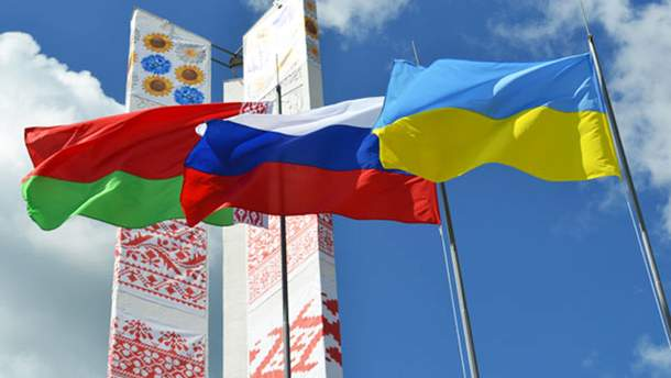 У Росії більше не думають про ідею спільної держави у складі білорусів, росіян та українців