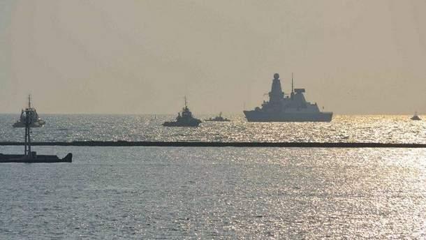 Украина не будет разрывать соглашение с РФ относительно Азовского моря