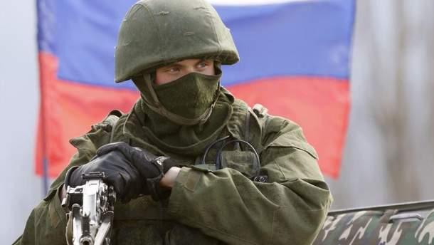 Втрати Росії на Донбасі за 2014 рік
