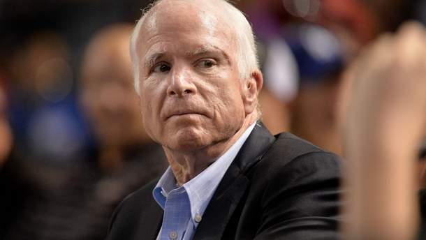 Среди несущих гроб Маккейна будет Кара-Мурза