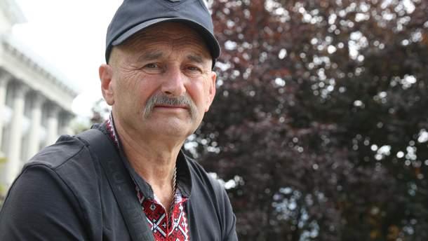 Сын Валерия Пантюшенко – Богдан находится в плену 4-й год