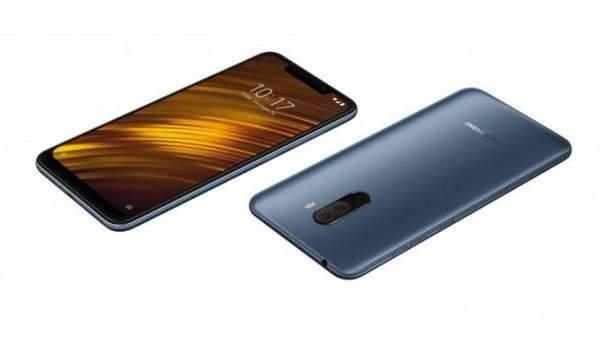 Xiaomi Poco F1 можна замовити зі знижкою