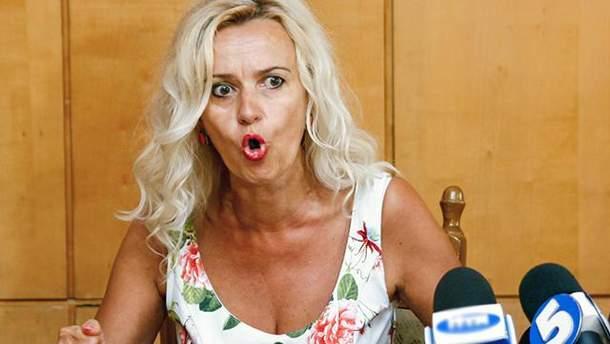 Ірина Фаріон розкритикувала проект нової редакції Укоаїнського правопису