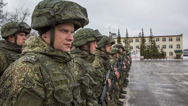 Россия запланировала масштабные военные учения
