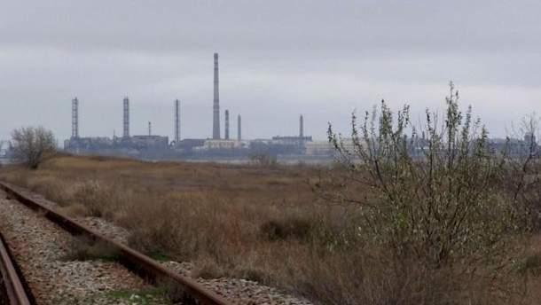 ВКрыму обещали  наказать виновных ввыбросе загрязняющего вещества