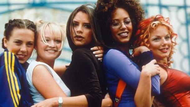 Spice Girls заявили про гастрольний тур Великобританією