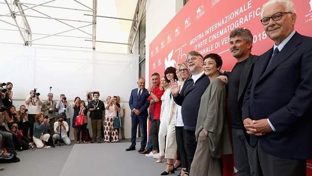 Венецианский кинофестиваль 2018: красная дорожка