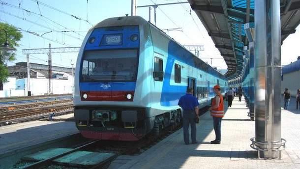 УЗначала торговать билеты напоезд «четырех столиц» Киев— Рига