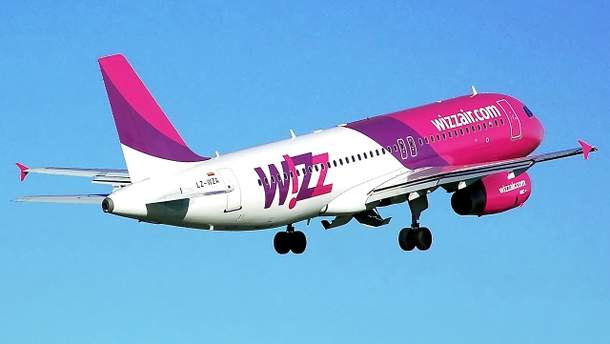Wizz Air запускає 5 нових маршрутів з України: квитки від 759 грн