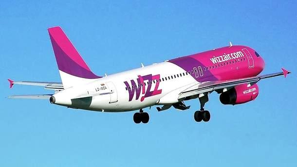 Лоукостер Wizz Air запускает 5 новых рейсов из Украинского государства