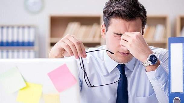 Как работа в офисе влияет на состояние здоровья?