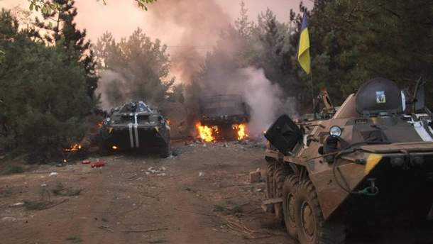 Як українські військові могли вийти з оточення під Іловайськом: Муженко пригадав ті події